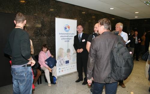Dissemination at the conference VIVID in Slovenia