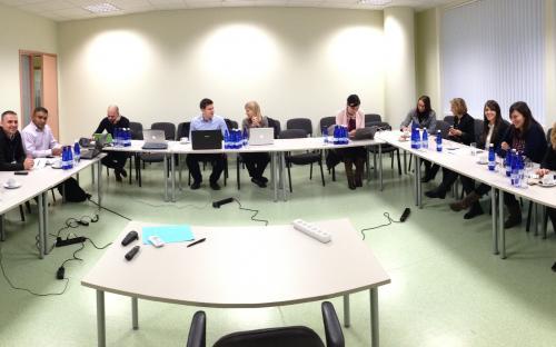 Sixth ECESM meeting