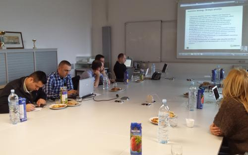 Second ECESM meeting
