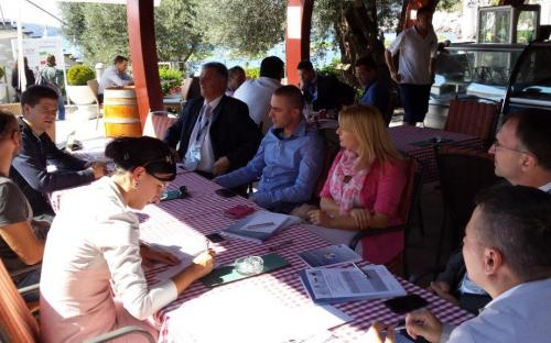 Fifth ECESM meeting, Infofest 2014