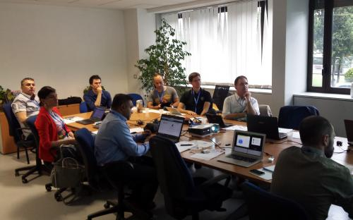 Eighth ECESM meeting