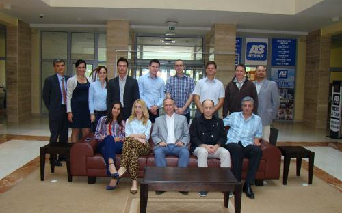 Fourth ECESM meeting