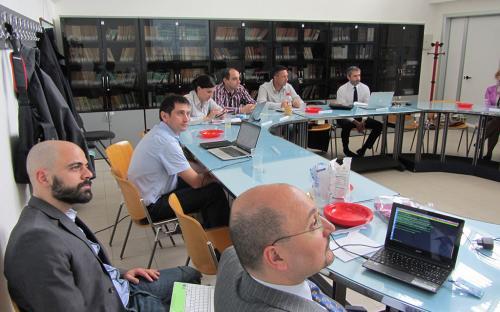 Third ECESM meeting