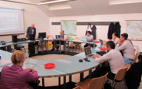 Third ECESM meeting